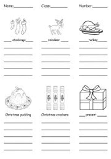 printable christmas spelling list english worksheets christmas spelling