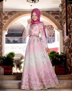Vinata Pink Ak Maxi Syari India nurtuba 2016 abiye muslimah fashion style niqab