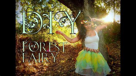 diy    earth nymph pixie fairy halloween