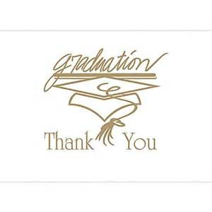 great papers 173 173 174 graduation thank you cards gold staples 174