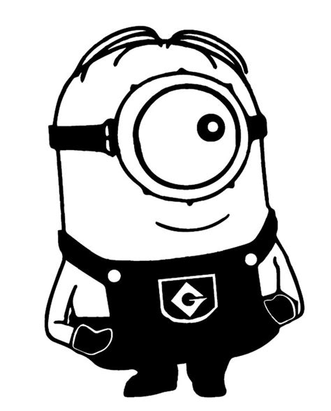 minion eyes printable black and white minion clip art black and white clipart collection