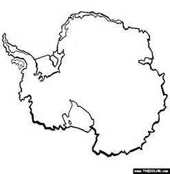 antarctica coloring pages pics photos antarctica coloring page places earth gif