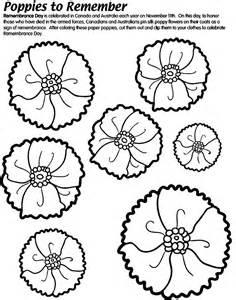 poppy craft template celebrate veterans day primary school arts