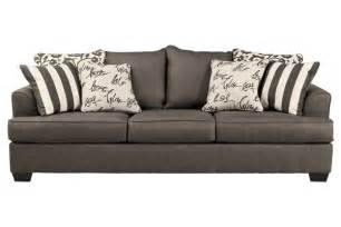 milari linen sofa charcoal sofa purchase online ashley furniture store my rooms furniture gallery