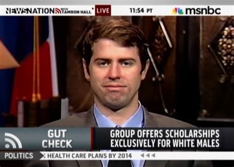 Mba Scholarships For White Males student defends scholarships for white talking