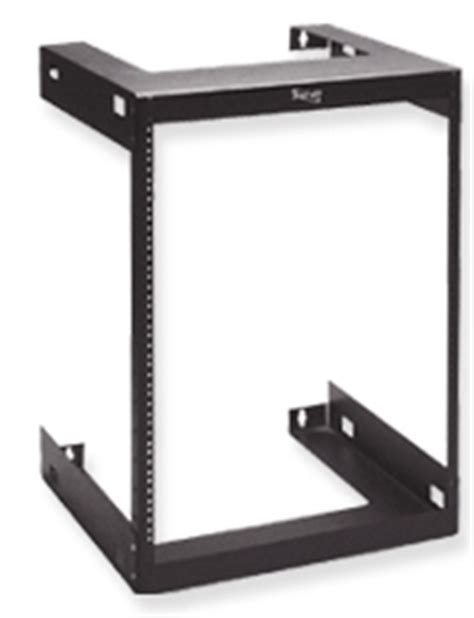icc iccmswmr15 wall mount rack 15 rms