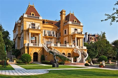New England Style Home Plans by The Mansions At Sheshan Golf Club In Shanghai China