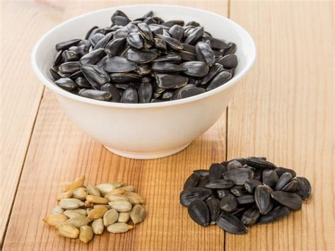 black pepper sunflower seeds 12 amazing benefits of sunflower seeds organic facts