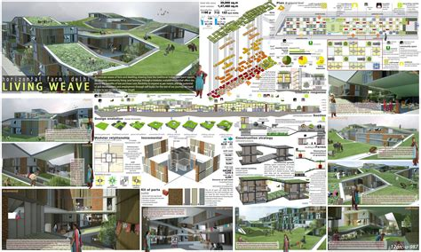 international design competition architecture gallery of hof horizontal farm international ideas