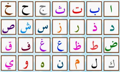 lettere arabe l alphabet arabe apprendrelarabe