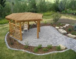 Arbor Bench Plans 7 unique designs to build an outstanding pergola