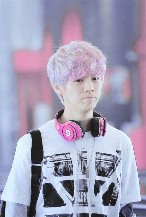 pink luhan 45 best images about luhan on pinterest smile a deer