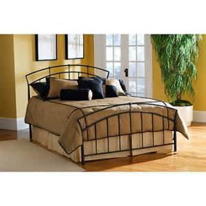 Vancouver Bed Frame Hillsdale Vancouver Size Headboard And Footboard With Bed Frame Walmart