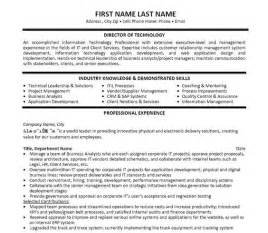 Resume Director Of Engineering Click Here To Download This Director Of Technology Resume