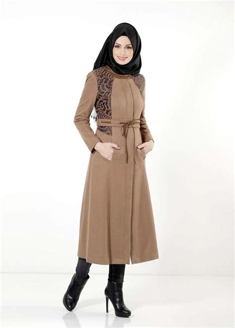 Pakaian Wanita Kerjablouseatasanhijab Trendyallera Tunic 9362 sedef manto 38 46 tek40 abayas hijabs and casual styles