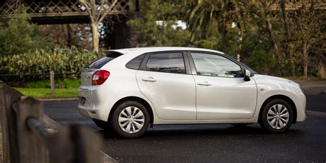 Suzuki Reviews 2016 Suzuki Baleno Gl Review Caradvice