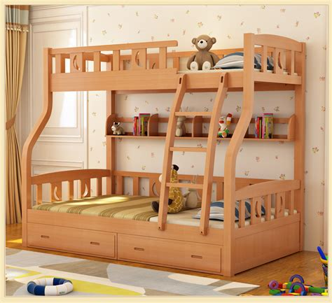 Online Buy Wholesale Wood Bunk From China Wood Bunk Bunk Beds Wholesale