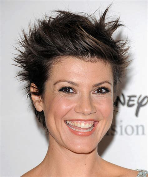 zoe mclellan haircut zoe mclellan short straight alternative hairstyle