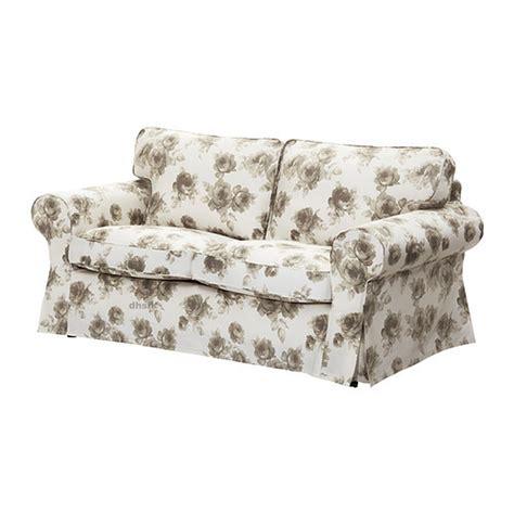 floral sofa ikea ektorp 2 seat sofa slipcover loveseat cover norlida