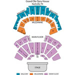 grand ole opry floor plan ray lamontagne september 21 tickets nashville grand ole opry house ray lamontagne tickets for