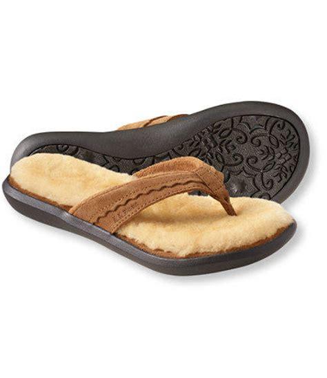 slippers ll bean s flip flops slippers from l l bean inc