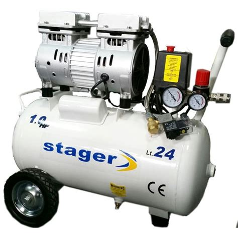 air compressor supersilent stager asti automation