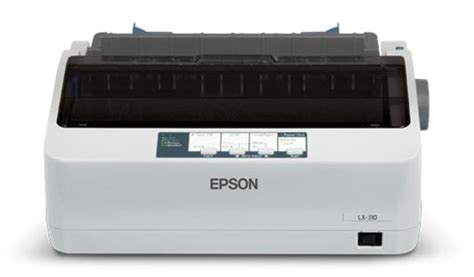 Epson Ribbon Lx 310 C13s015632 jual epson printer lx 310 printer dot matrix murah