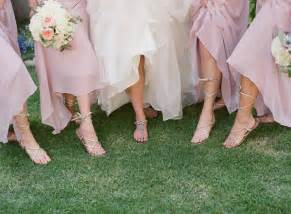 Flat Bridal Sandals   All Things Rielle