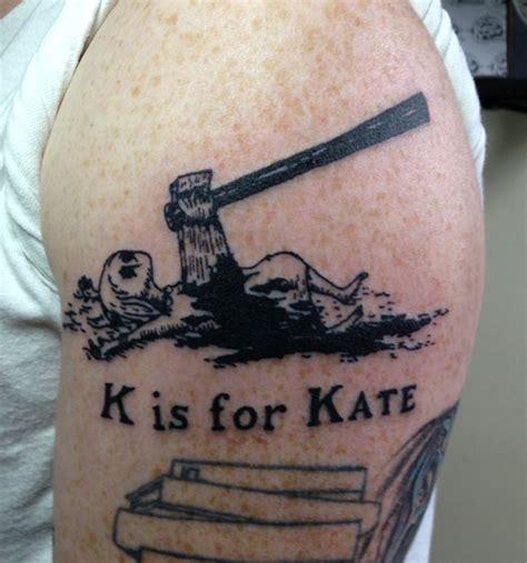 edward gorey tattoo tuesday edward gorey of the library