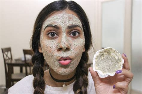 diy mask for redness how to get clear skin diy mask for scars redness and rashes