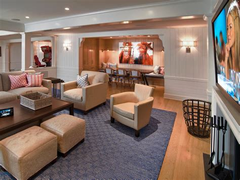 Basement Room by Basement Finishing Ideas And Options Hgtv
