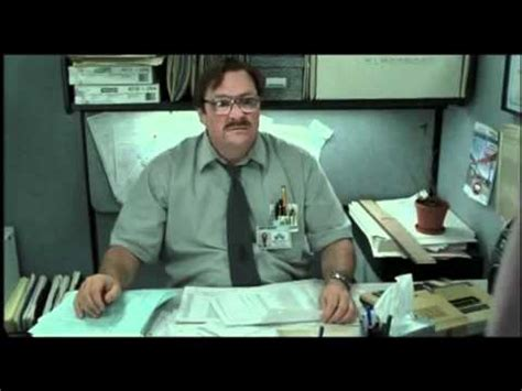 Office Space Milton Basement Ode To The Stapler Great Moments In Stapler History