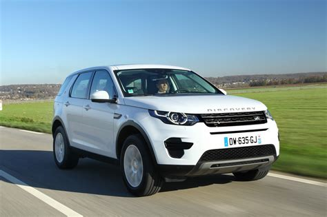 Rover Discovery Sport by Land Rover Discovery Sport 2015 Sujet Officiel Page