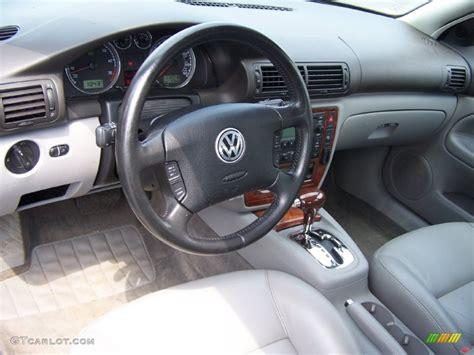 2002 Passat Interior by Grey Interior 2002 Volkswagen Passat Glx Sedan Photo