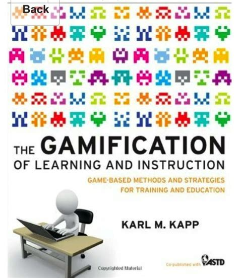 game design education and training enlightenment gamification essentials for teachers