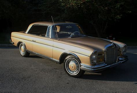 Mercedes Flagship by Flagship 65 Mercedes 300se Coupe Mint2me