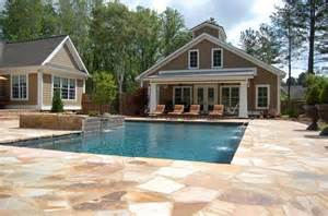 fabulous modern style traditional accents pool house