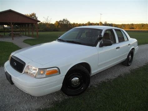how to learn about cars 2007 ford crown victoria interior lighting buy used 2007 ford crown victoria police interceptor sedan 4 door 4 6l 1 owner no reserve in