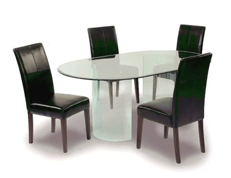 All Glass Dining Table All Glass Dining Room Table Marceladick