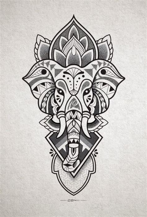 sternum tattoo elephant 448 best elefantes tattoo images on pinterest elephants