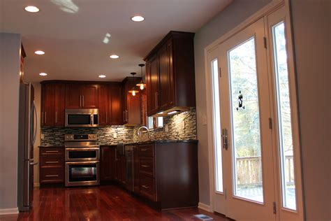 Kitchen Lights Ideas Beautiful Remodeled Kitchen Landmark Contractors