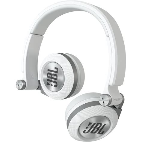 Headset Jbl Synchros E30 Jbl Synchros E30 On Ear Headphones White E30wht B H Photo
