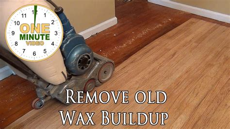 how to remove wax buildup from hardwood floors carpet review