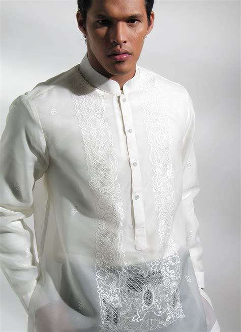 Wedding Attire Philippines by The Barong Tagalog Is The National Attire Of