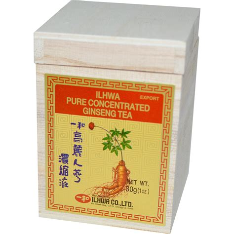 Herbal Ginseng ilhwa concentrated ginseng tea 1 oz 30 g iherb