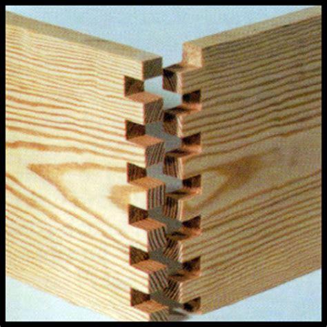 schublade zinken holzverbindungen holzteile miteinander zu verbinden