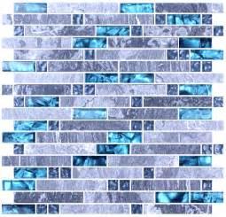 City Of Kitchener Garbage Collection 28 ocean glass tile linear backsplash daltile glass
