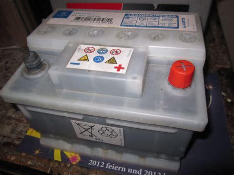 Motorrad Batterie 35ah by Img 0207 Mercedes Sl R230 Starterbatterie 12v 35ah