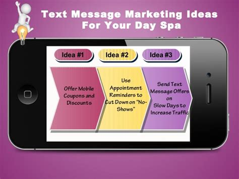 day text message text message marketing for day spas
