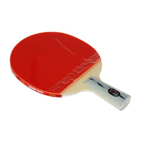 dhs table tennis racket best ping pong table for sale dhs x3007 penhold new x